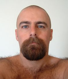 Looking to combine bald with beard styles? This gives you a lot of bald with beard styles to choose from. Bald Men With Beards, Bald With Beard, Great Beards, Awesome Beards, Hairy Men, Bearded Men, Beard Styles For Men, Hair And Beard Styles, Bald Head Man