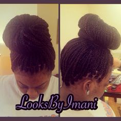 Box braids #LooksByImani imanigunn@gmail.com