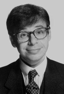 Rick Moranis and Steve Martin in must-see movie, Parenthood, especially if you're a parent!