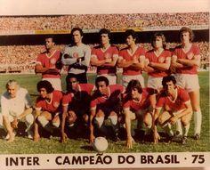 40 anos da conquista do Campeonato Brasileiro de 1975 ~ Memória do Inter