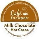 Cafe Escapes Milk Chocolate Hot Cocoa 48 K-Cups for Keurig Brewers ** Remarkable product available now. : K Cups