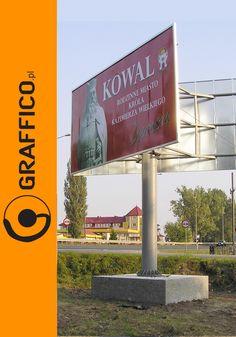 billboard, billboardy, producent reklam wielkogabarytowych, megaboard, megaboardy, producent billboardów, outdoor, billboard signage, signage manufacturer