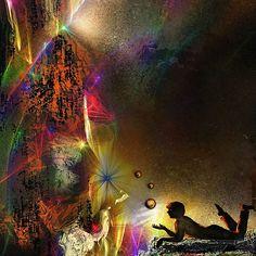 StarLight digital painting