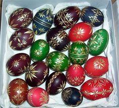 Slámová vejce Egg Tree, Egg Decorating, Spring Crafts, Easter Crafts, Easter Eggs, Art, Embellishments, Art Background, Kunst