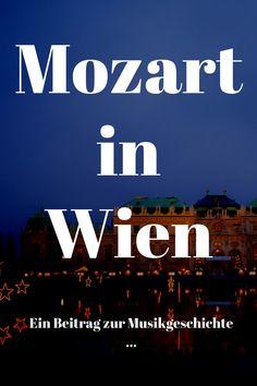 Seine schaffensreichsten Jahre verbrachte Mozart in der kaiserlichen Residenzstadt: während seiner letzten 10 Lebensjahre befand sich sein Wohnsitz durchgehend in Wien. Hier gibt es die Geschichte dazu.
