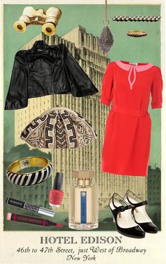 Honey Kennedy Dream Outfit: At the Opera