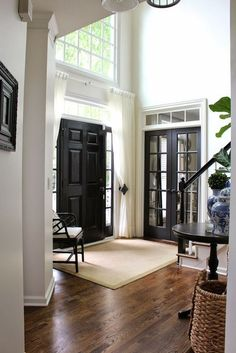 savannahlondon:  Office off the foyer