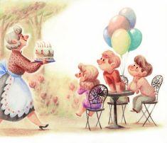 Illustration by Genevieve Godbout