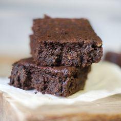 Grain-Free Fudgy Brownies