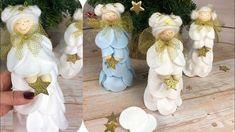 Primitive Doll Patterns, Dyi Crafts, Garden Sculpture, Halloween, Dolls, Outdoor Decor, Christmas, Youtube, Design