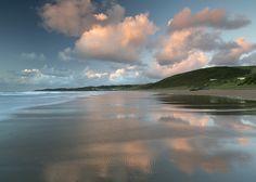 Woolacombe, North Devon, England