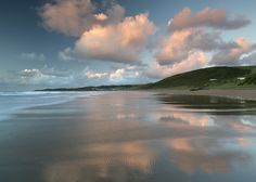 Woolacombe, North Devon, England