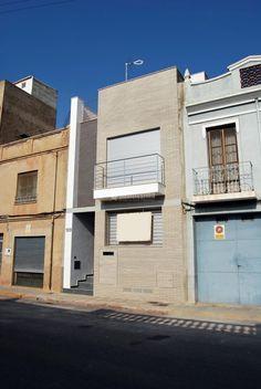 Vivienda Unifamiliar entre Medianeras | Ideas Construcción Casas