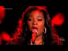 Candice Glover - Love Song ... My favourite for this year's Idol; her voice is just... amazing. And the only one who gives me shivers.