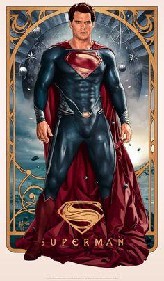 Mundo Superman, Batman E Superman, Superman Poster, Superman Man Of Steel, Batman Art, Batman Arkham, Superman Henry Cavill, Dc Comics Heroes, Dc Comics Art
