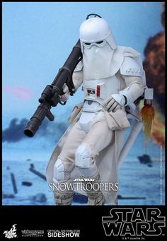 Star Wars Snowtroopers Sixth Scale Figure Set by Hot Toys   Sideshow Collectibles