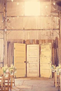 Love this idea for a backdrop.