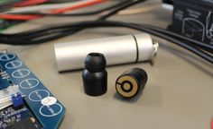 Quite simply, the new Earin earbuds from former Sony Ericsson and Nokia engineers are the smallest, cordless earbuds on the market. The balanced armature speakers that Earin uses are more commonly ...