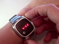 Hamilton Watch Company Pulsar (1972) - Tech Time Warp of the Week: The 1972 Digital Watch That Cost More Than a Car (Roger Moore wore one in his first outing as Bond, in 1973's Live and Let Die.)