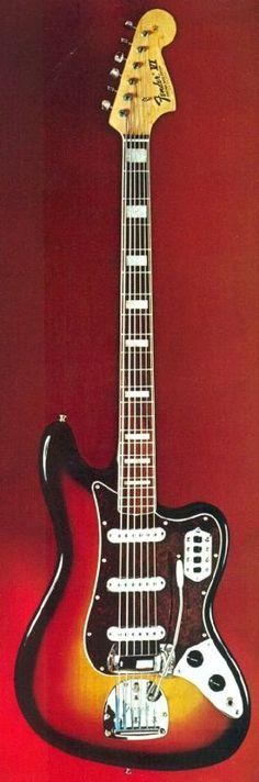 fender Bass VI