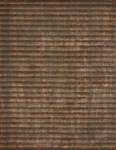 Newbury Spice Jeweltone Striped Area Rug