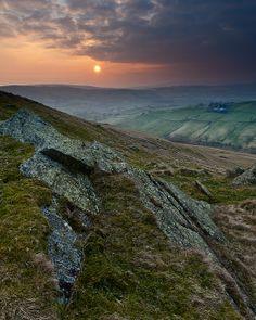 Lune Valley - Sedbergh, UK