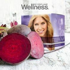 Consumir un sobre diario de WellnessPack es un fantástico comienzo para tu piel, sistema inmune, corazón, visión, músculos y articulaciones. Compleméntalo incluyendo en tu dieta frutas y vegetales. ¡Tu cuerpo lo agradecerá! #Wellness #WellnesPack #OriflameMX