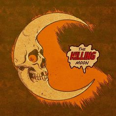 The murderous moon will come too soon. # 100 days of Halloween Halloween Illustration, Illustration Art, Arte Horror, Horror Art, Hippie Vintage, Vintage Style, Halloween Tags, Vintage Halloween Cards, Retro Halloween