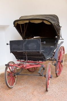 Picture of An old, historic horse carriage, Spanish Andalusian style. stock photo, images and stock photography. Horse Cart, Horse Drawn Wagon, Old Wagons, Horse And Buggy, Chuck Wagon, Covered Wagon, Work Horses, Horse Carriage, Wagon Wheel