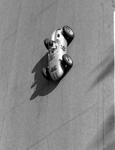 1961, Italien GP, Monza, Dan Gurney, Porsche