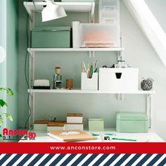 #Ideas | ¡A poner fin al caos en casa! Te compartimos  algunos consejos para conseguir una casa ordenada y bonita.