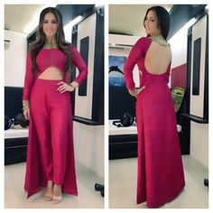 outfit for Kapil Sharma show
