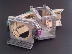 Millennium Falcon corridor test (2)
