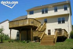 Superior Multi Level Deck Picture Gallery Lower Deck, Back Deck, Deck Pictures, Deck  Stairs