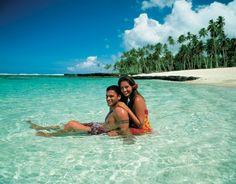 Samoa Strand auf Samoa Reiseführer