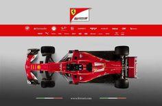 Awesome Ferrari 2017: Fórmula 1: Ferrari presentó su nuevo coche y McLaren sorprendió con un cambio...  Autos varios Check more at http://carsboard.pro/2017/2017/04/10/ferrari-2017-formula-1-ferrari-presento-su-nuevo-coche-y-mclaren-sorprendio-con-un-cambio-autos-varios-2/