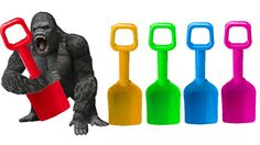 Learn Colors with Color Shovel Toys - Learn Colors with King Kong - Finger Family for Kids Children Learn Colors with Color Shovel Toys - Learn Colors with King Kong - Finger Family for Kids Children https://youtu.be/6Q7G5s6mppU Subscribe for more Colorful Video: https://www.youtube.com/channel/UCbSuTlWs4hQSmiQb7i3MmGA?sub_confirmation=1 Learn Colors with Animal an Toilet Poop BEARDED BABY CRYING Finger Family Nursery Rhymes…