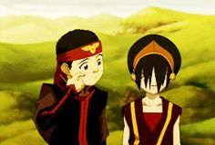 "I got Toph! oh, yes. I am MELLONLORD. MWAHAHHA....Which ""Avatar: The Last Airbender"" Character Are You?"