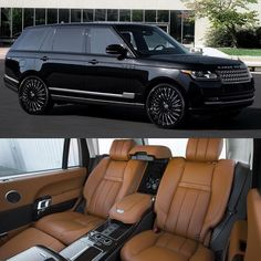 """Welcome To The Car Game on Instagram: """"Range Rover Autobiography   On @LexaniOfficial Wheels     www.Lexani.com   #Lexani"""""""