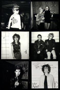Neder Punk: Paradiso Stills by Max Natkiel 1978-80