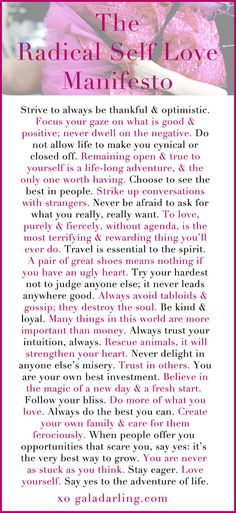 Divine Spark: The Radical #Self-Love Manifesto. Read it...Live it.