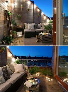 Erkély hangulat #balkon_decoratie #balcony_decor #balkon_inspiratie