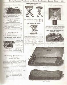 From The Army And Navy Co Operative Society Store London 1907