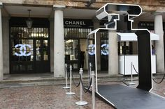 "CHANEL, The Market Building, Covent Garden, London, UK, ""Re-discover Chanel No 5 Event"", pinned by Ton van der Veer"