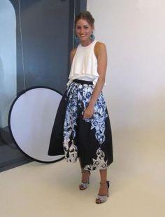 UniArtFashion: Olivia Palermo's last looks
