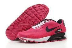 new style 40ded 0b947 Online acquisto scarpe da ginnastica nike air max 90 hyperfuse donne rosse  nere bianche convenienti vendita