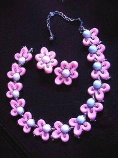 Vintage Lucite Jewelry