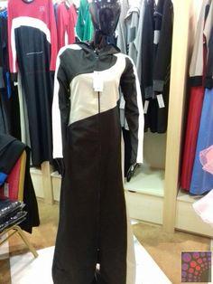 Sport abaya / casual abaya / jilbab