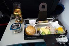 Turkish Airlines - economic class