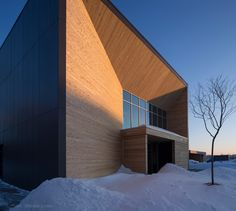 v2com newswire | Commercial Architecture | New STGM Architects head office - STGM Architects  @Stéphane Groleau